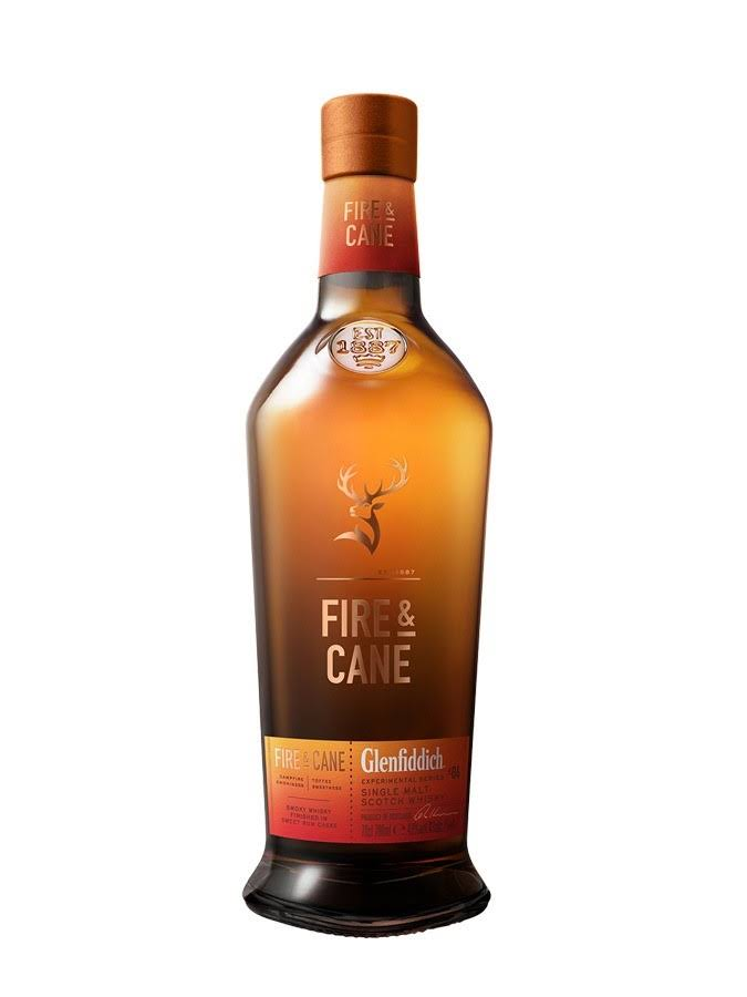 Glenfiddich Fire and Cane Experimental Single Malt Scotch Whisky - 700ml