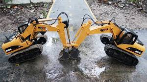 Excavator For Children, Truck, Dump Truck, Cranes Water Pipeline ...