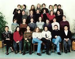 lycee pasteur mont roland photo de classe internat fille de 1995 lycée polyvalent privé
