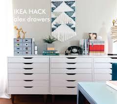 IKEA hack alex upgrade Tara Lenney Design