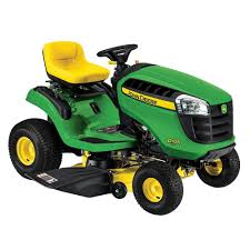 John Deere D105 42 in 17 5 HP Gas Automatic Lawn Tractor BG