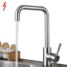 bonade küchenarmatur niederdruck armatur küche wasserhahn