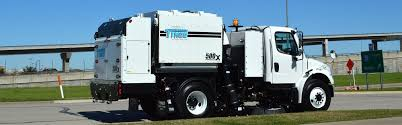 Austin Dustless For Healthier Faster Floor Removal by Model 500x High Dump Street Sweepers Manufacturer Texas