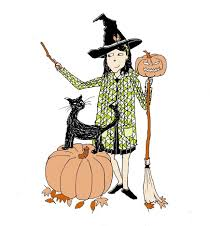 Best Halloween Books For Second Graders by The Witch Who Was Frightened Of Halloween Storynory