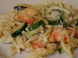 boursin cuisine recettes gratin de macaroni aux scis courgettes et boursin cuisine