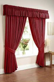 Checkered Flag Window Curtains by Deep Red Curtains Deep Red Window Curtains Argos Deep Red Curtains
