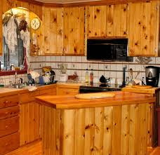 Amazing Best 25 Knotty Pine Kitchen Ideas Pinterest In Cabinets