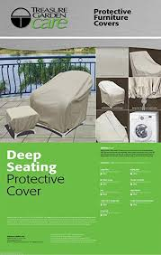Garden Treasure Patio Furniture Covers by Amazon Com Treasure Garden Protective Patio Furniture Cover