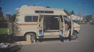 VAN LIFE TOUR 1990 GMC Vandura 2500 Camper Van Conversion