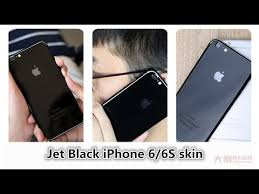 Fake iphone 7 mercial is easy to do by this iPhone 6 6S jet