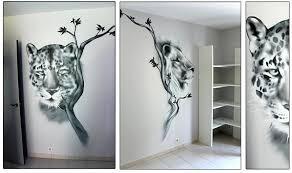 deco mural chambre deco mur chambre decoration chambre peinture murale deco mur