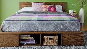 diy platform bed instructions advice for your home decoration