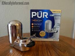 Brita Faucet Mounted Water Filters by Drink More Water This Summer With A Pur Water Filter