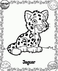 Print Or Download Diego Go Free Printable Coloring Pages No 5
