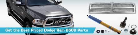 dodge ram 2500 parts partsgeek