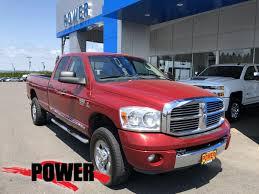 100 Dodge Truck Power Wheels PreOwned 2008 Ram 3500 Laramie Crew Cab Pickup In Salem