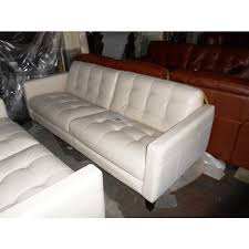 Chateau Dax Milan Leather Sofa by Milan Leather Sofa Mcmillan Pearl All Leather Sofa