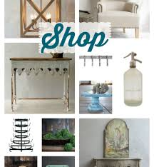 Furniture Shop and Decorating Blog by Vintage American Home
