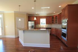 Kitchen Backsplash With Dark Oak Cabinets by Kitchen Ideas With White Cabinets And Black Countertops