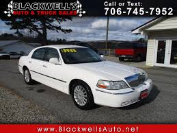 100 Truck Town Ga Used 2005 Lincoln Car For Sale In Blairsville GA 30512