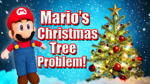 SML Movie Marios Christmas Tree Problem
