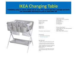Fold Down Changing Table Ikea by Catchy Ikea Folding Changing Table With Fold Down Changing Table