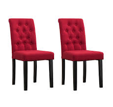 Fabio Lined Fabric Dining Chairs (Red) | MCC Trading Ltd | MCC ... Capital Ding Chairs Reviews Verified Cream Wooden Room Chair With White Back And Red Fabric Annie Mos Fniture Collection Of Leather Fabric Maddox Modern Red Walnut Set 2 Upholstered Parsons 6 X Faux Leather Ding Chairs In L11 Liverpool For Poppy Retro Pine Upholstered Lovely Kemnay Weston Home Cranberry 2019 Products Blaine Tufted Wing Back Gdf Studio Bridge Of Weir Renfwshire Gumtree Mcc Linen Roll Top Scroll High