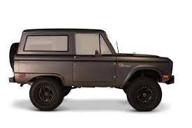 ICON Bronco - Side View