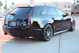 CTS-V Wagon Cat-back Exhaust System - 4