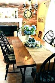 Farmhouse Table And Chairs Singular Dining Farm Style Chair Set Right Decoration