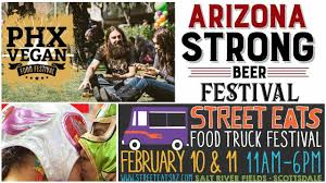 100 Phoenix Food Truck Festival S Planned For The Area In February Arizonas Family