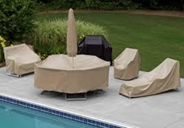 Custom Patio Furniture Covers Elegant Plush Outdoor Patio
