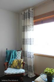 Ikea Lenda Curtains Yellow by Ikea Curtain Makeovers How To Hack Your Ikea Curtains