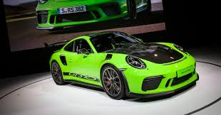 Electric Concept Cars, Beefed-up SUVs And A 'lizard Green' Porsche ...
