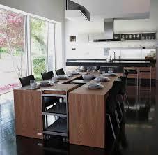 amenagement cuisine rectangulaire comment amenager une cuisine inspirations avec amenagement