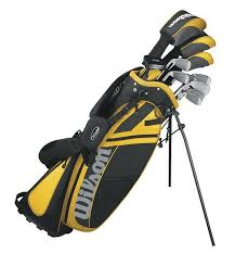 What Does Tdx Stand For by Wilson Ultra Tdx Mens Package Golf Set Irons Woods Bag Ebay