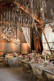 Rustic Wedding Chair Decorations