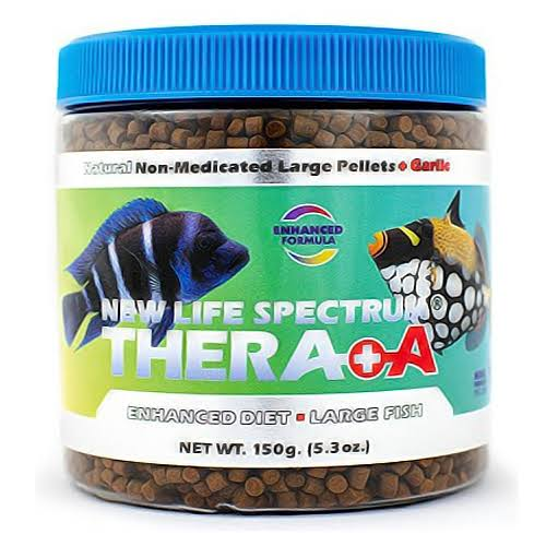 New Life Spectrum Thera+A Large Fish Food 125g