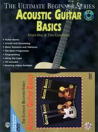 Ultimate Beginner Series Mega Pak Acoustic Guitar Basics