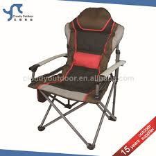 100 Folding Chairs With Arm Rests Padded Folding Heavy Duty Camping Chair With Armrest View Heavy