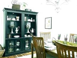Dining Cabinet Room China Ideas Built In Designs Excellent Buffet