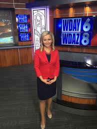 My Name Is Amy Unrau And Im A TV News Anchor Producer Reporter For WDAY In Fargo North Dakota