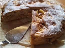 kalorienarmer apfelkuchen