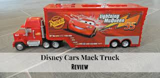 100 Cars Mack Truck Playset Disney Janines Little World