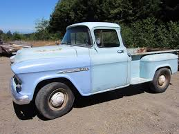 1955 Chevy Truck - Used Chevrolet Other Pickups For Sale In ... Chevy Lunch Canteen Truck Used Food For Sale In California Tuscany Trucks Custom Gmc Sierra 1500s Bakersfield Ca Motor Everything You Need To Know About Leasing A F150 Supercrew Wkhorse Fry Grill Turnkey 2019 Chevrolet Silverado 2500hd Carlsbad Weseloh Photos Transforming 1968 Farm Truck To Show Stopper Western Inventory Special Edition 3500hd Reviews Old And Tractors In Wine Country Travel Gets New Look And Lots Of Steel Ventura 2012 1500 Vehicles