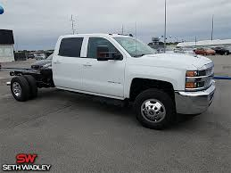 2019 Chevy Silverado 3500HD LT 4X4 Truck For Sale Ada OK - KF153291