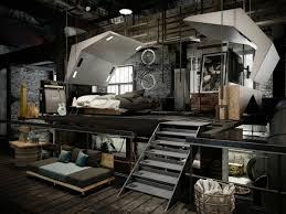chambre industriel 1001 variantes de la déco industrielle avec plusieurs