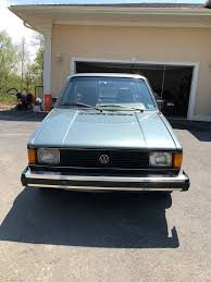 1981 VW Rabbit Truck Caddy Turbo Diesel