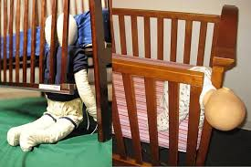 Side Crib Attached To Bed by Infant Sleep Positioners A Safety Warning