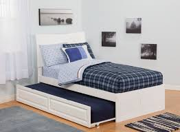 Twin Trundle Bed With Regard To Popular Residence Beds Prepare Viv